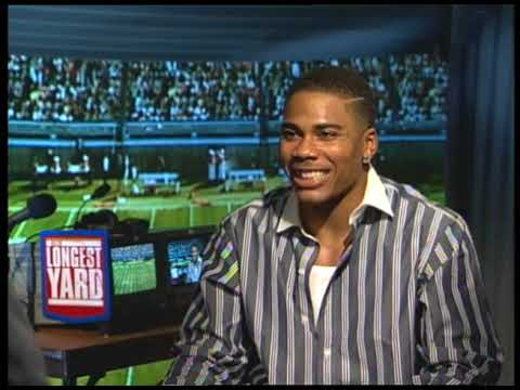 Nelly talks about Tim McGraw and his film The Longest Yard