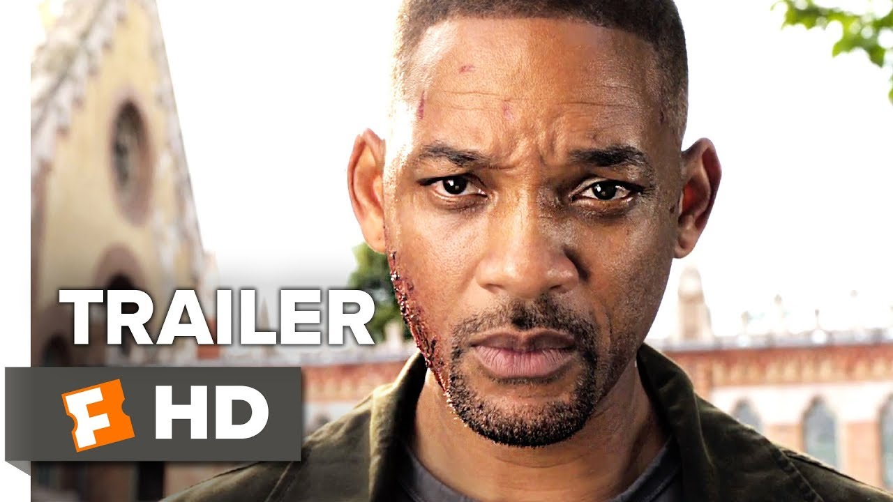 Will Smith Faces Off Against Himself in Ang Lee's 'Gemini Man' Trailer