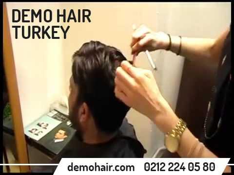 Demo Hair Protez Saç Video