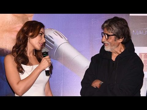 Iulia Vantur: Amitabh Bachchan is a big star in Romania