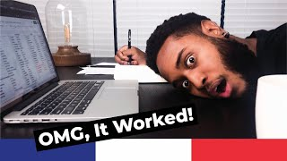 How I Got Flขent In French In 30 Days (Full 8-Hour Daily Routine)