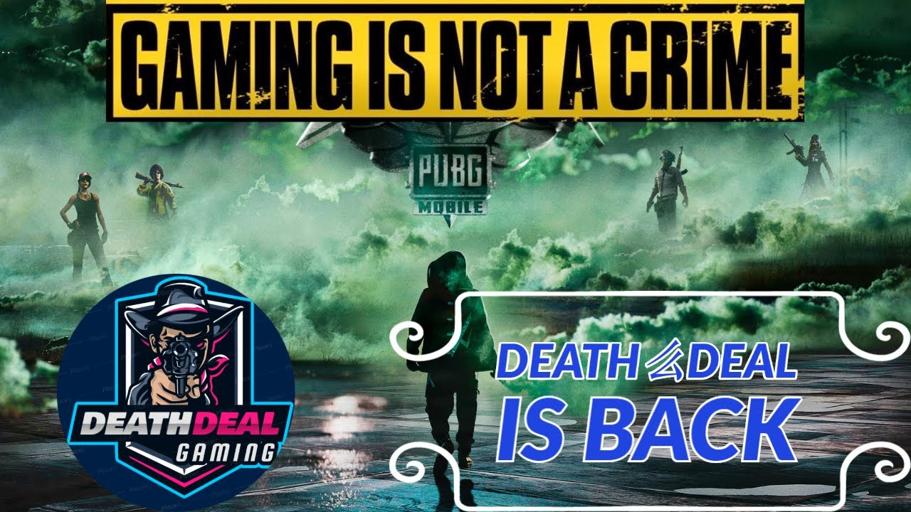 || DEATH么DEAL || Is Back || Short Gameplay || Pubg Mobile ||