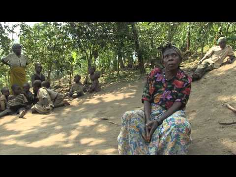 Uganda Red Cross responding to the floods in Kasese (English)