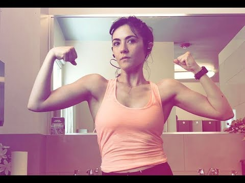 Isabelle Fuhrman  workout compilation 1