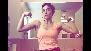 Isabelle Fuhrman - workout compilation #1