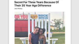 Young Black Woman Reveals 35 Year Age Gap Relationship with Older White Man