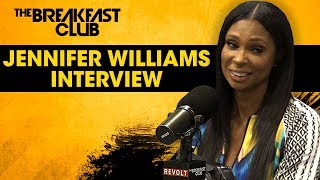 Jennifer Williams On Basketball Wives Reunion, Tami Roman, Shaunie O