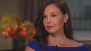 Ashley Judd Tears Up in First TV Interview About Alleged Harassment by Harvey Weinstein