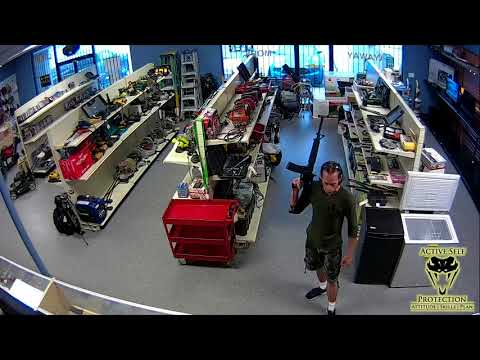 Pawn Shop Looky Lou Turns Into Robbery  Active Self Protection