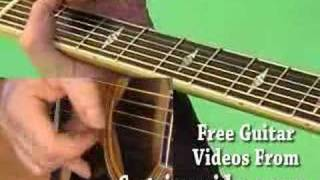 Classical Gas Guitar Lesson Part Five