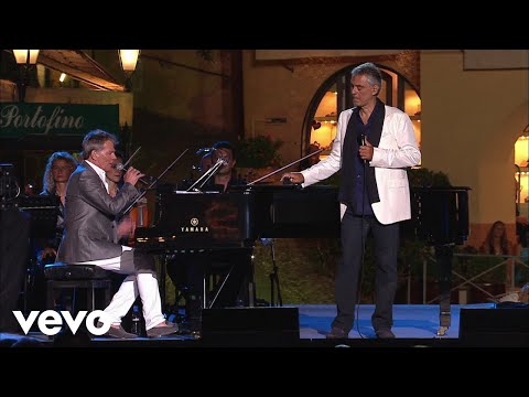 Andrea Bocelli - Besame Mucho - Live / 2012