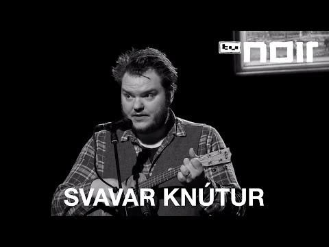 Svavar Knútur - Girl From Vancouver (live bei TV Noir)