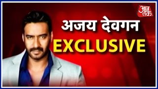 Ajay Devgn Exclusive Interview: Won't Work With Any Pakistani Actor