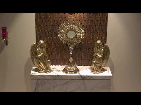 Adoration At Our Lady Of Guadalupe Of The Blessed Sacrament
