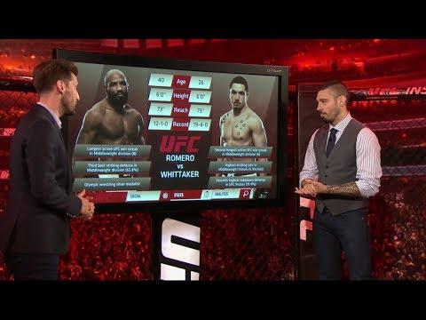 UFC 213: Inside the Octagon - Romero vs Whittaker
