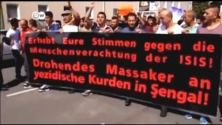 Yezidi community demonstrates against persecution | Journal