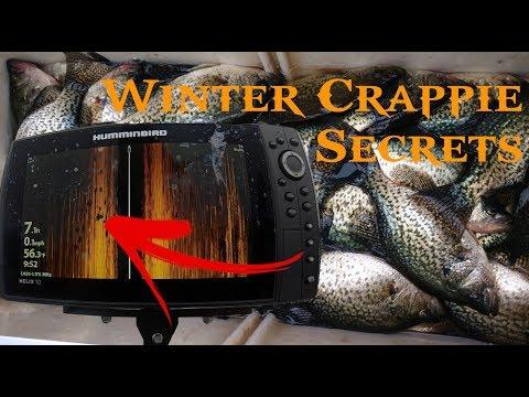 Winter Crappie Fishing Secrets