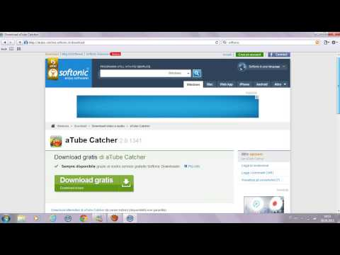 Tutorial - Download ATube Catcher Ita