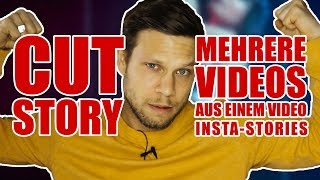 🎥 Cutstory Tutorial - Längere Videos für Instagram Stories 🎥 | #FragDenDan