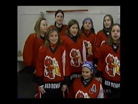 2007 Jenny Age 10 & Britney Age 7 U12 Moncton House League