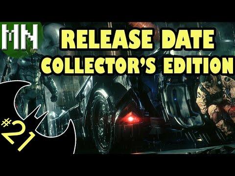 Batman: Arkham Knight | Release Date & Collector's Edition