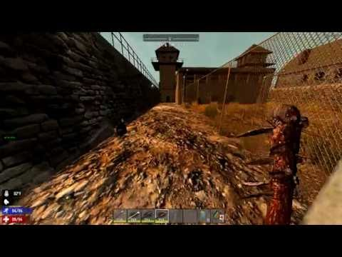 7 Days to Die: ALPHA 15 Experimental | Prison Compound