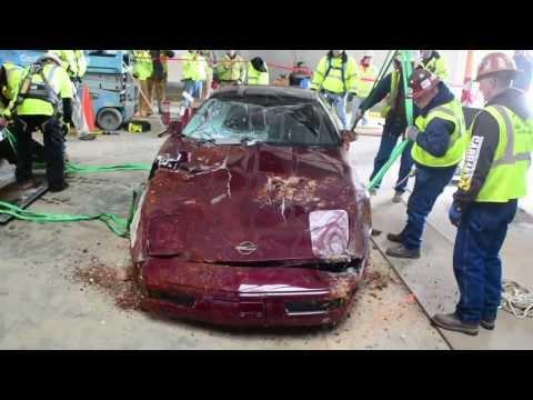Corvette Museum Sinkhole : Top Cars Retrieved - Video