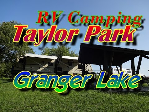 Taylor Park On Granger Lake Is A Perfect RV Retreat! | The Haunting Of Hoxie Bridge