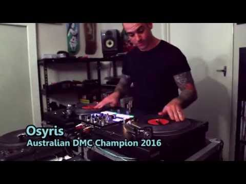 2016 DMC After Party Scratch Jam - Melbourne, Australia