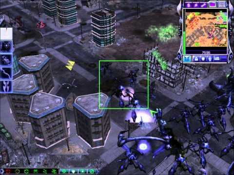 Command and conquer 3 scrin campaign walkthrough
