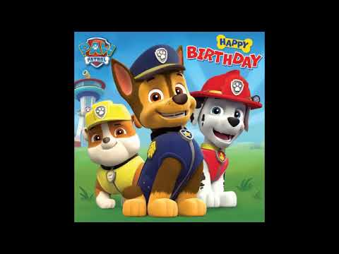 Baby funny videos| Paw Patrol | Happy Birthday Song | Chase Ryder and friends party