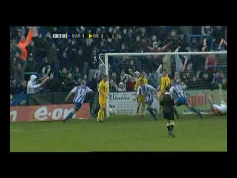 Barrow 2-3 Bristol Rovers, FA Cup 1st Round, 11/11/06