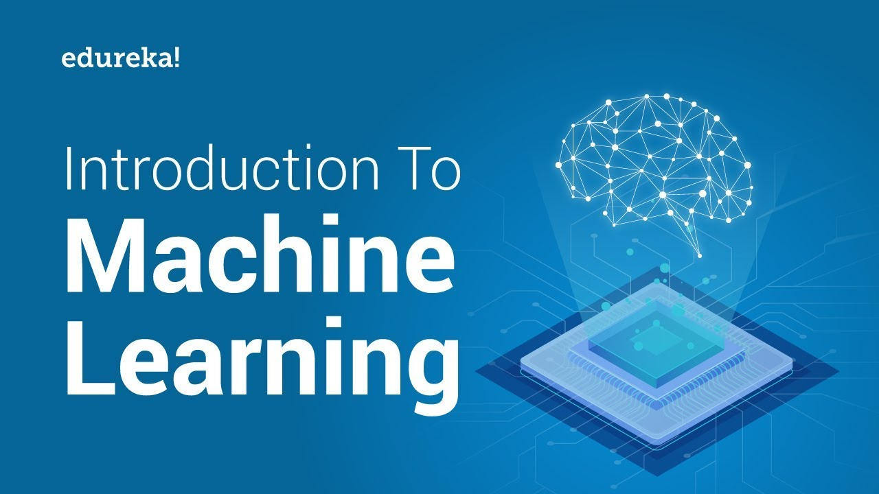 Introduction To Machine Learning What Is Machine Learning