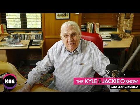 John Laws on the Kyle & Jackie O show 2019