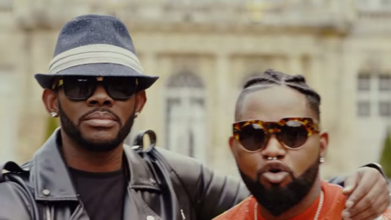 J.Martins Ft Ferre Gola - Ekelebe (Official Video)