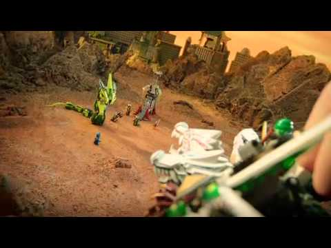 Lego Ninjago Drakenset Youtube