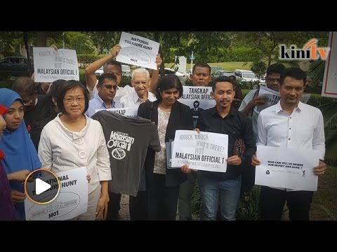 NGOs submit memo to Paul Low, push for further action on 1MDB