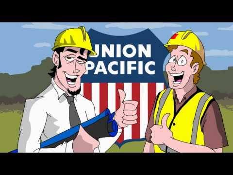 UNION PACIFIC contest entry