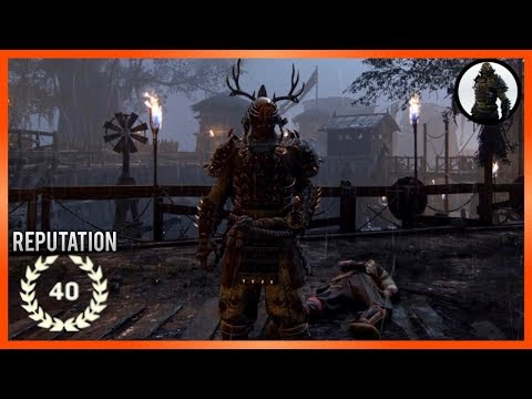 DEFLECT MASTER COMBOS: Insane OROCHI Hurricane Blast MIXUPS!!! Orochi Duels Ep.#140 [For Honor]