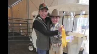 DOLCE CHAVEZ AND HOT LOPIN GOODBAR - 2018 ALL AMERICAN QUARTER HORSE CONGRESS