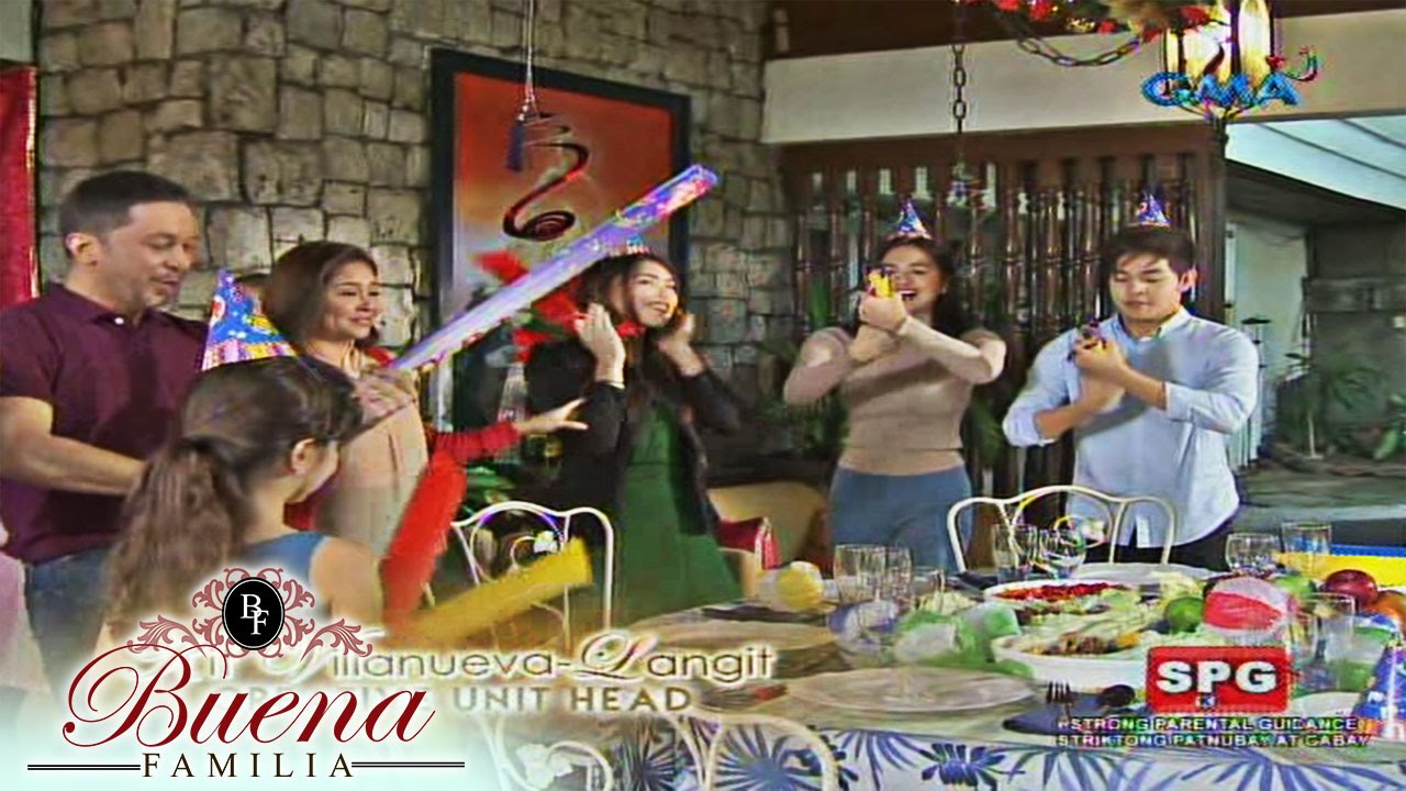 Buena Familia: One happy family