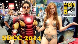 Repeat youtube video Comic-Con Cosplay Best Cosplay 2014 Edition