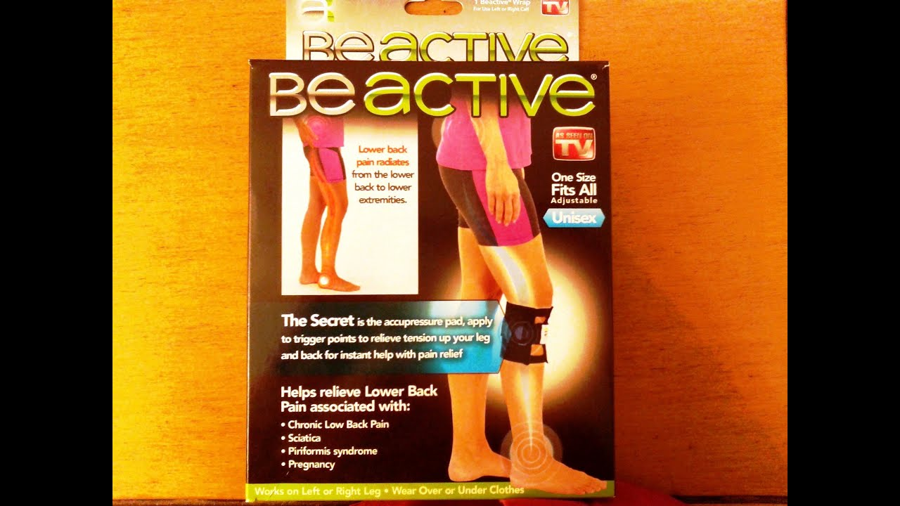 e336a0d5d7 Beactive Brace - Review and Correct Wearing Instructions - YouTube