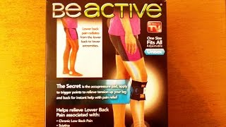 Beactive Brace - Review and Correct Wearing Instructions