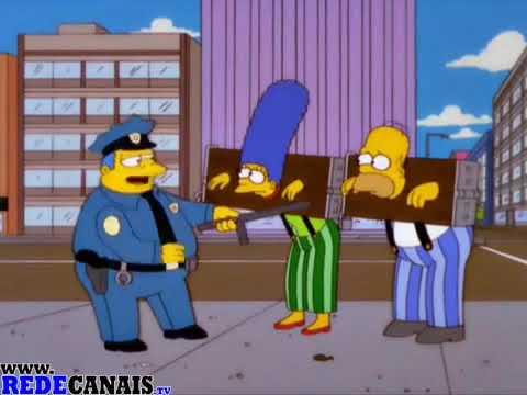Os Simpsons – Homer, o Moe – clip5