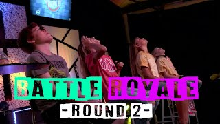 Round 2 Battle Royale 2020   ROH MS Youth