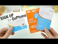 How to Sign Up for AT&T's GoPhone Service!