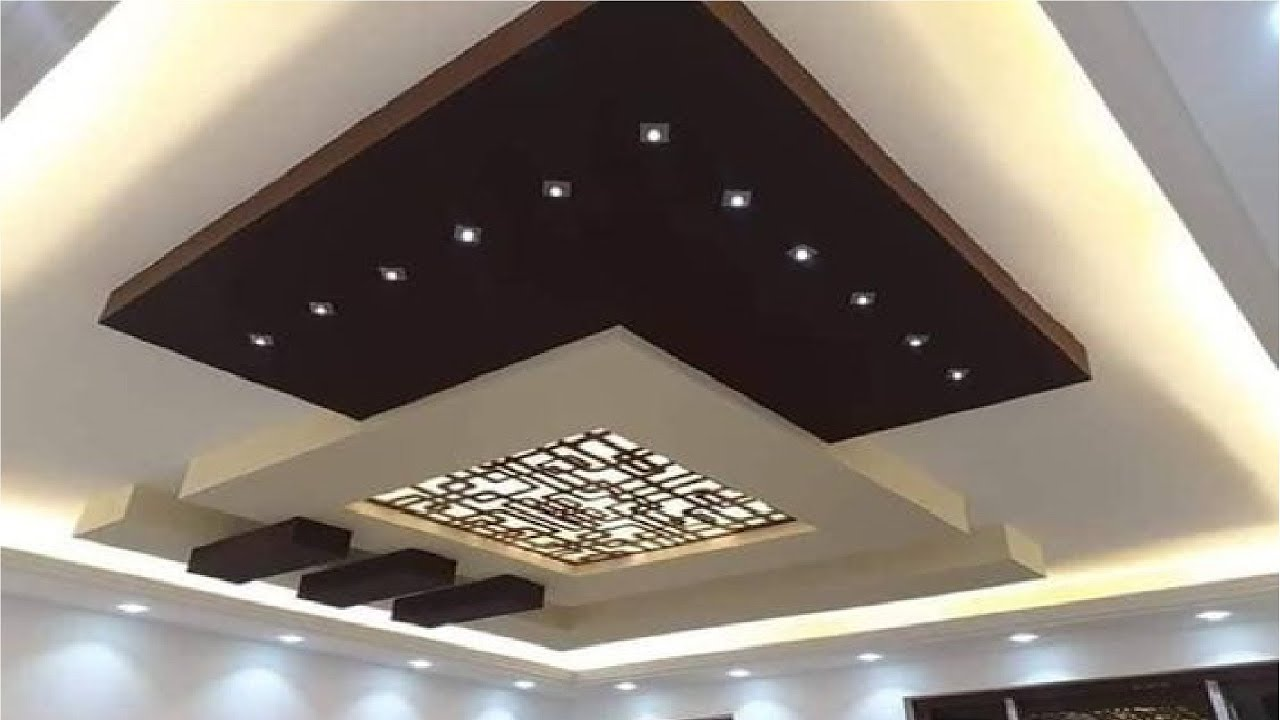 Pop Ceiling Design Ideas For Hall From Hashtag Decor Youtube