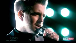 Billy Gilman - All I ask.