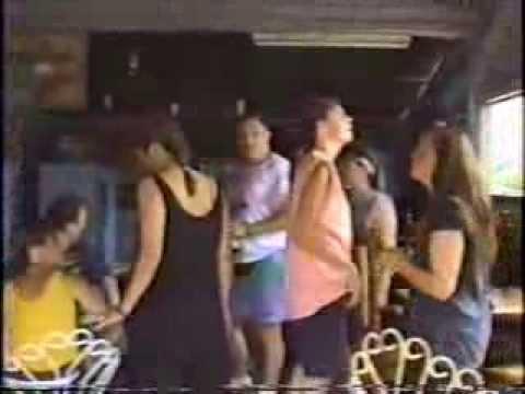 Trucks To Nicaragua 1991